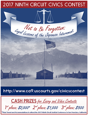 2017 Ninth Circuit Civics Contest